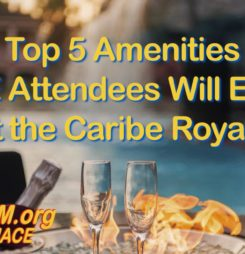 Top 5 Amenities to Enjoy at Caribe Royale