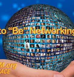 "3 Ways to ""Be"" Networking at ACE"