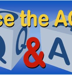 How to Ace the ACE Q&As